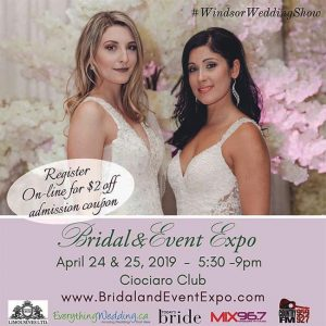 Spring Bridal and Event Expo Windsor