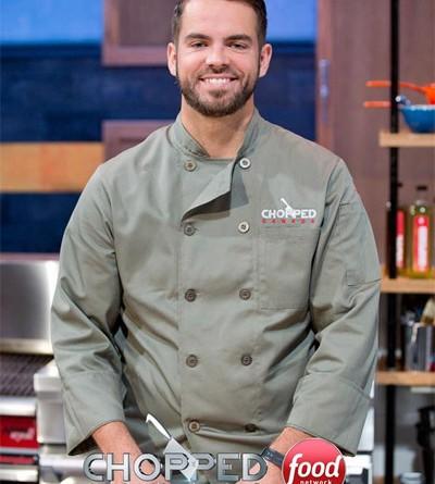 Catch Windsor's Chef Benjamin Leblanc on Food Network's Chopped Canada