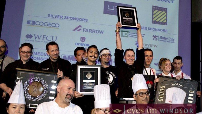 Battle Of The Hors D'oeuvres 2015 Award Winners