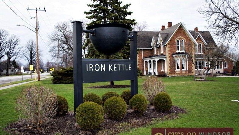 What's So Different About The Iron Kettle Bed & Breakfast Experience That's Creating So Much Sizzle?