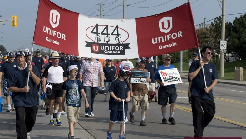 Windsor Labour Day Parade 2015 in Photos