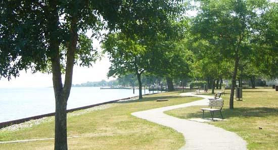 Sandpoint Park in East Windsor Ontario