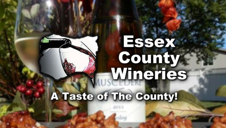 Romantic Stay at Home Valentine's Day Food & Wine Pairing Ideas From Essex County Wineries
