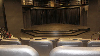 Hatch Studio Theatre on the University of Windsor Campus