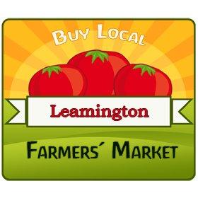 Leamington Farmers Market logo