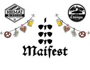 Maifest Windsor Poster