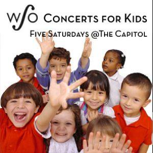 Windsor Symphony Orchestra Concerts For Kids