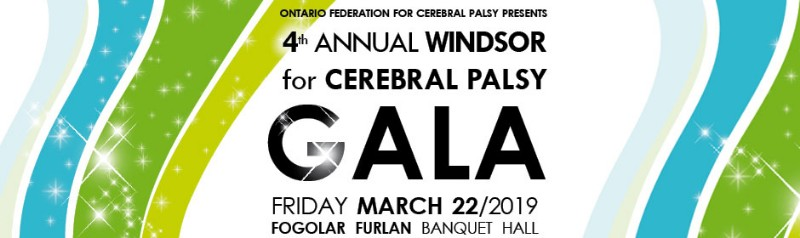 Annual Windsor For Cerebral Palsy Gala Poster