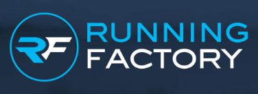 The Runninig Factory Logo