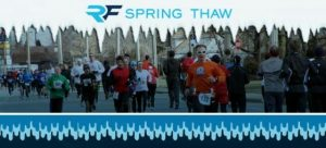 The Running Factory Spring Thaw Poster