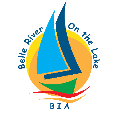 Belle River On The Lake BIA Logo