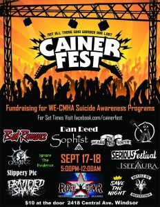 CainerFest Poster
