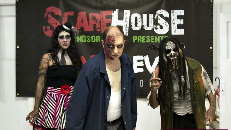 Scarehouse Windsor Permanently Fills In Lifeless Commercial Building With Best Haunt Ever