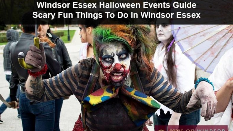 Windsor Essex Halloween Events Guide 2018 | Spooky Fun For Everyone