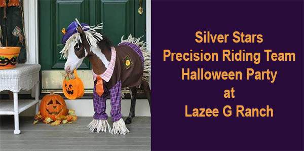 Halloween Party at Lazee G Ranch