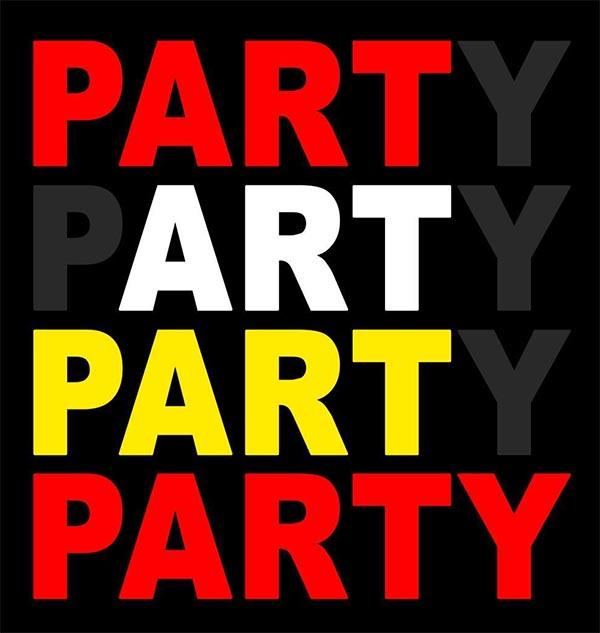 Part Art Part Party Windsor