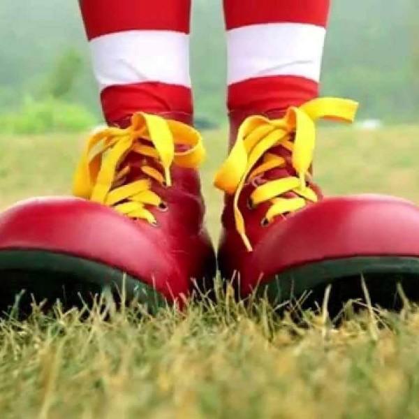 Big Red Shoe Run For Ronald McDonald House Windsor