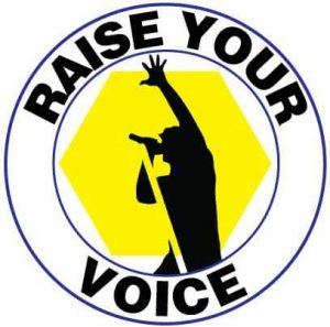 Raise Your Voice Singing Competition Windsor Logo