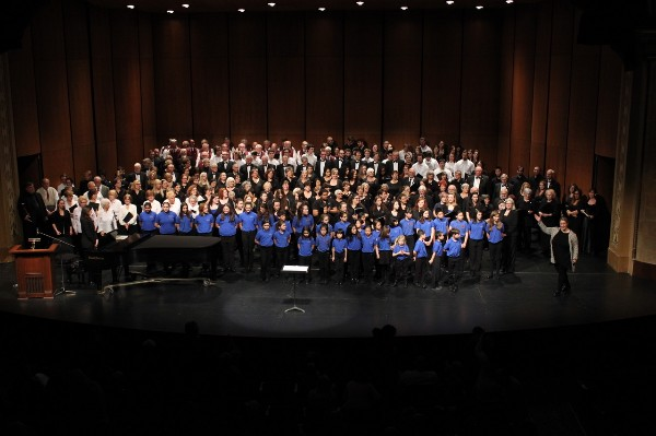 Windsor Choral Festival 2019 Featuring United In Song Concert