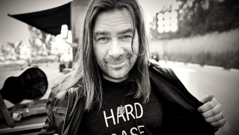 Iconic Alan Doyle of Great Big Sea To Headline Kingsville Folk Fest 2018