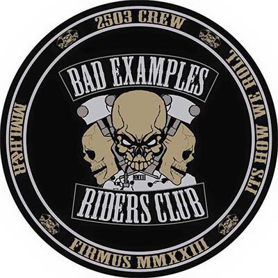 Bad Examples Riders Club Logo