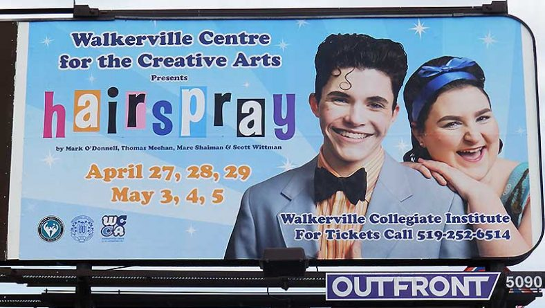 Hairspray Coming To Walkerville As Creative Arts Students Take On Popular Musical Comedy