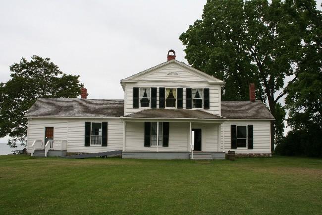 John R Park Homestead (Photo courtesy Essex Region Conservation Authority)
