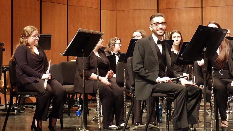 University Of Windsor Wind Ensemble Delights Audience During Annual Spring Concert