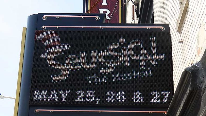 What If Dr. Seuss Wrote The Promo For Seussical The Musical In Olde Walkerville?