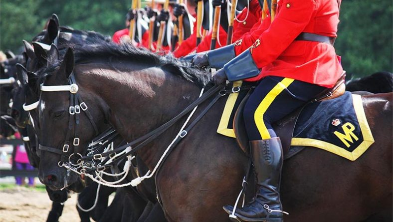 Iconic RCMP Musical Ride Set To Trot During The 170th Leamington Fair