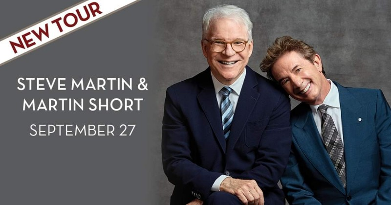 Steve Martin & Martin Short at Caesars Windsor