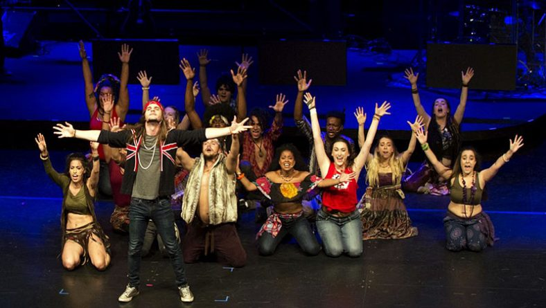 ACT Windsor's Hair A Magnificent Reinvention of 1960's Hippie Rock Musical