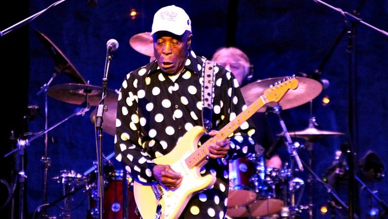 Buddy Guy Set To Perform at Bluesfest Windsor With Eric Gales & Sugaray Rayford