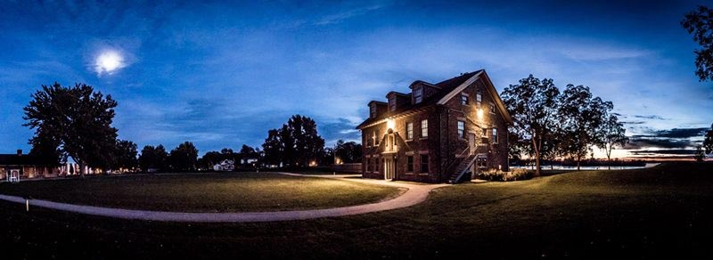 Candle Light Tours of Fort Malden