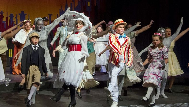Migration Hall's Mary Poppins JR A Most Delightful Experience in  Kingsville