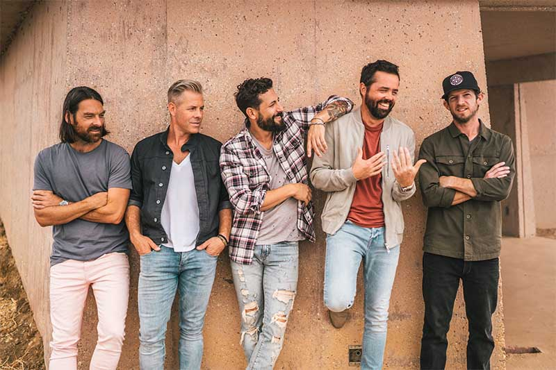 Old Dominion Country Music Band at Caesars Windsor