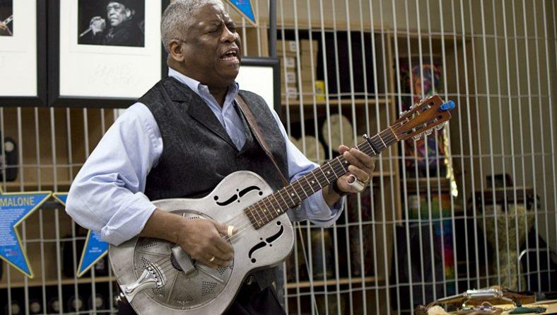 Rev. Robert B Jones Captivates Windsor's Inaugural Blues In The Schools