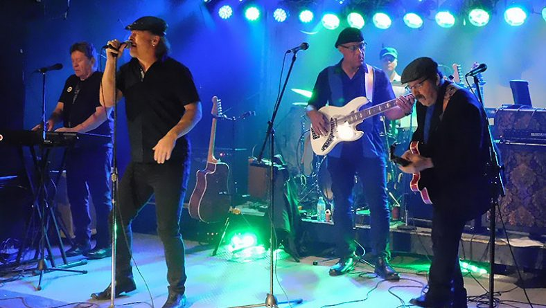 519 & Blues Side Bands Amplify Canada South Blues Society Drive