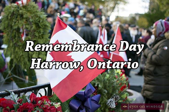 Harrow Remembrance Day Parade & Ceremony
