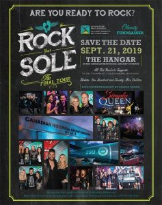 Rock Your Sole Poster
