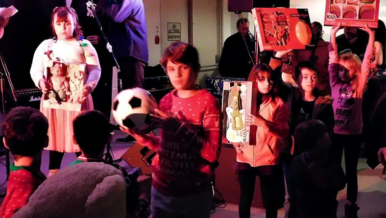 Toys 4 Tots Goes Over The Top As Local Bands Rock Moose Lodge 1499