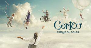 Cirque Du Soleil Corteo Detroit