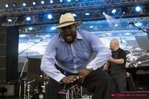 Sugaray Rayford at Bluesfest Windsor