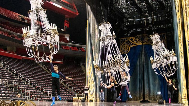 Review of Corteo by Cirque Du Soleil: The Circus is in Town in Detroit