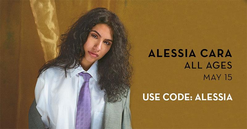 Alessia Cara To Perform live at Caesars Windsor