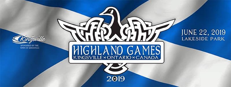 Kingsville Highland Games