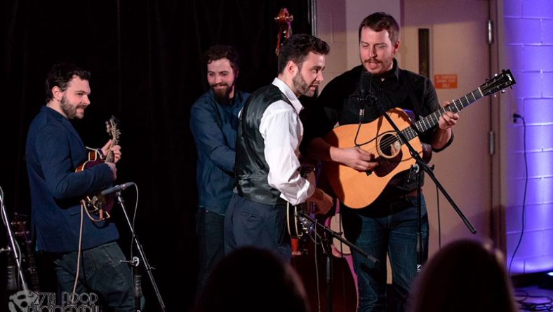 Juno Nominated Slocan Ramblers Bring Bluegrass To Sold Out Kingsville Show