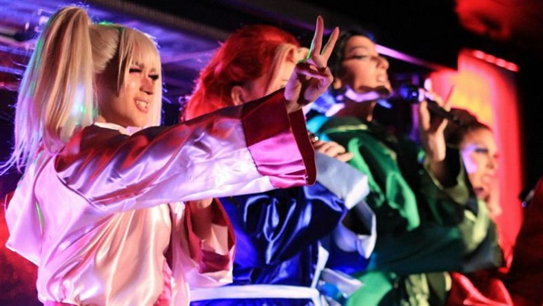 Spice Queens Bring Charming Spice Girls Impersonation Show To Windsor