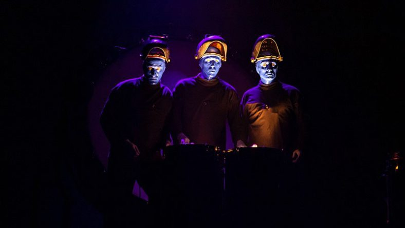 Blue Man Group Drums Up A Well Deserved Standing Ovation in Windsor