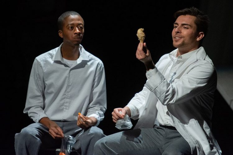 University Players' Love and Information An Eclectic Play of Many Thoughts